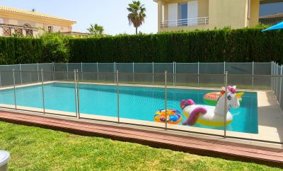 Villas in Mallorca with pool heating