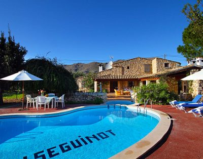 La Fortaleza is a nice, children friendly villa close to Puerto Pollensa