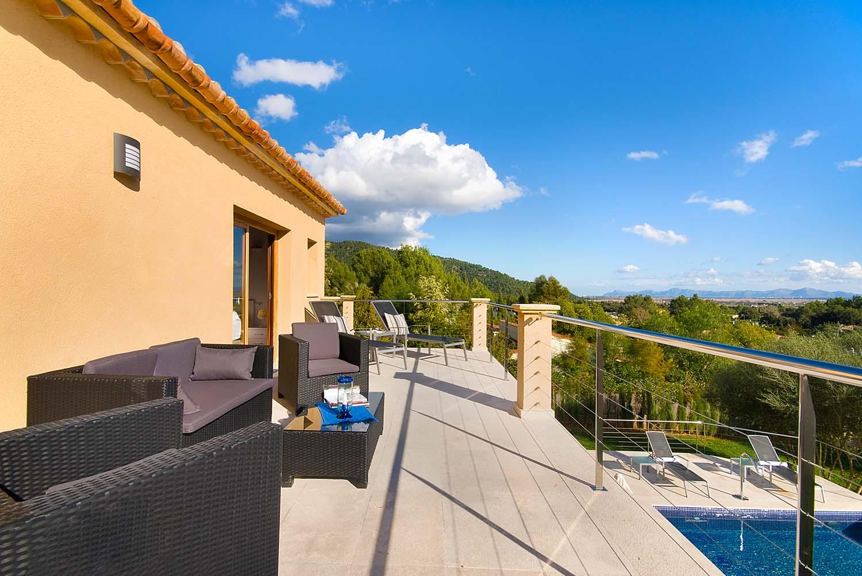 Villa Vista Mar In Sa Pobla Mallorca Luxury Villas And