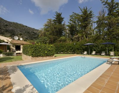 Llobera is a very nice 3 bedroom villa in Pollensa