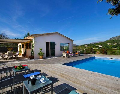 Marina Golf is a cozy villa located very close to Golf Pollensa