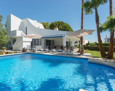 Comfortable villa close to the beach in Puerto Pollensa