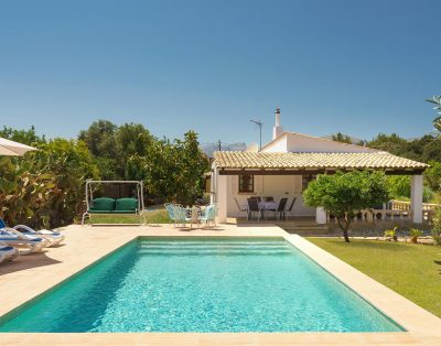 Villa Tonieta is a cozy villa close to Puerto Pollensa
