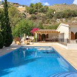 Can Marina is a beautiful villa with heated pool close to Pollensa