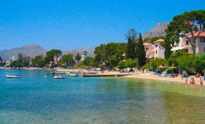 Our villas close to the beach in Mallorca