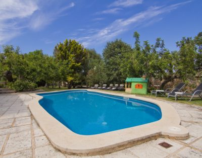 Villa in walking distance of Pollensa