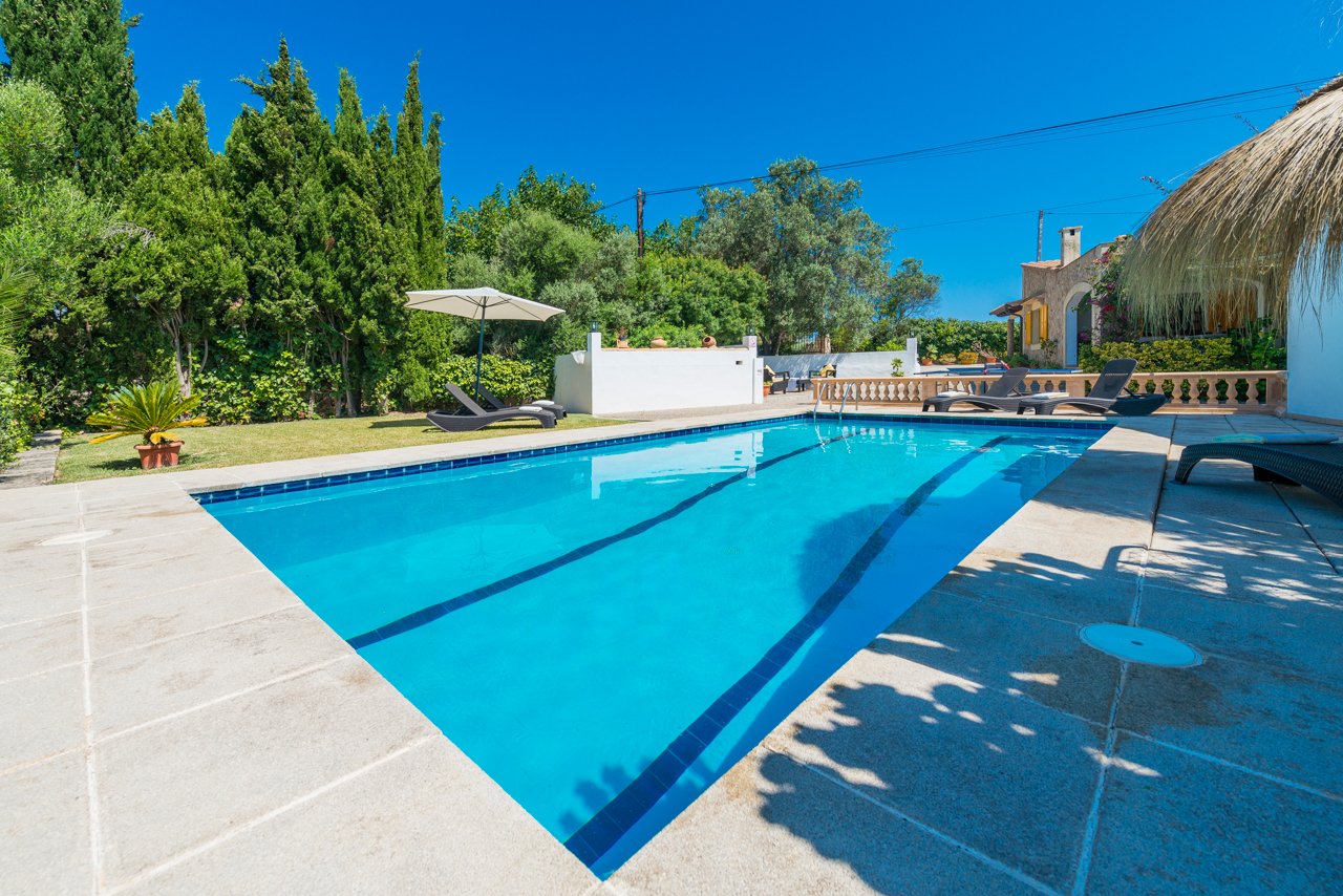 Nice 3 bedroom villa in Pollensa